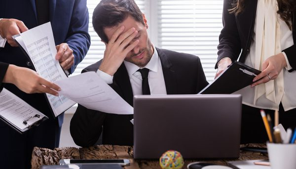 Research reveals personal toll tech crises have on UK business leaders