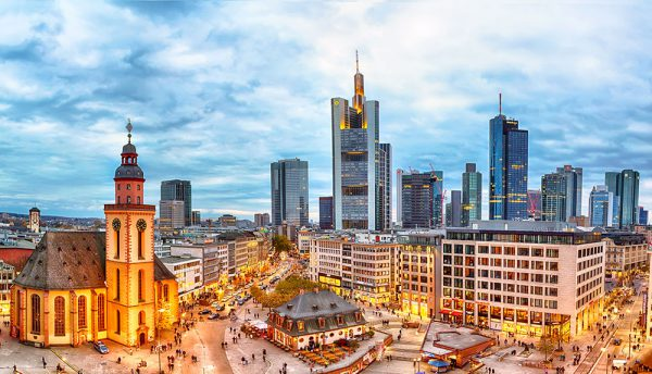 Digital Realty announces expansion in Frankfurt