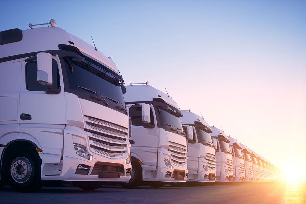 DHL Supply Chain invests  £90 million in its UK fleet to support the growth of the network