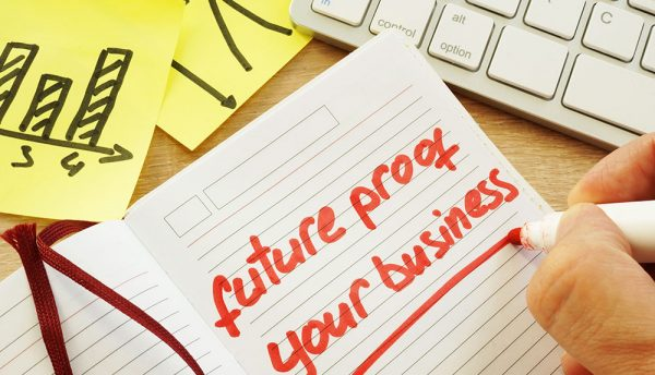 Five ways to future-proof your organisation