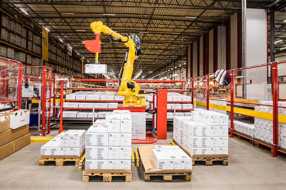 DHL CIO discusses how digitalisation and automation will transform the future of logistics