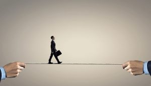 The new imperative for CIOs: Walking the innovation-trust tightrope