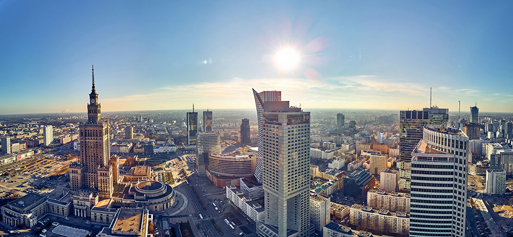 Ericsson and Orange Poland go live with 5G test network in Warsaw