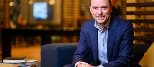 Get To Know: Chris Sherry, Regional Vice President, EMEA North, Forescout