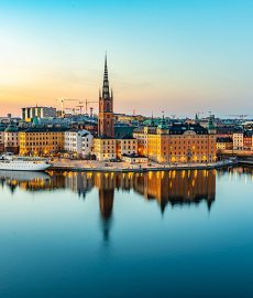 Study finds 350 million end-users to be within 30 milliseconds of Stockholm