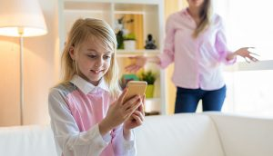 BT survey finds parents struggle to talk tech with children