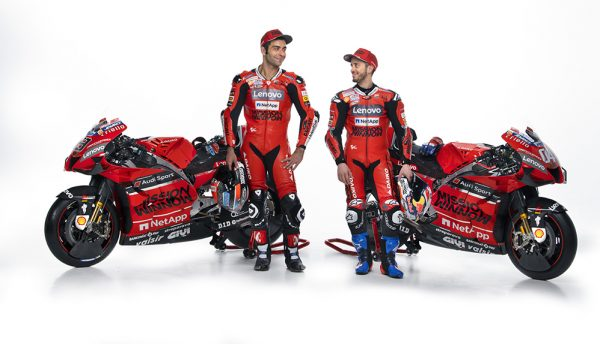 NetApp continues collaboration with Italian motorcycle racing team