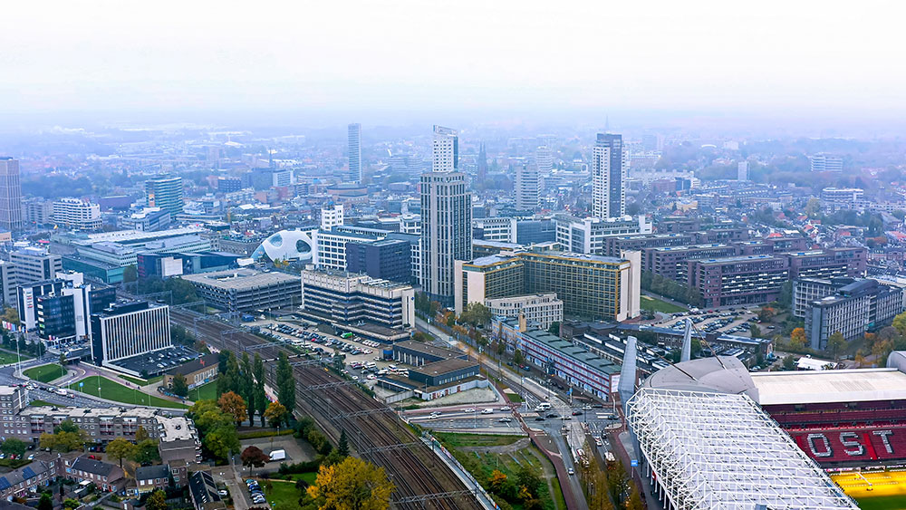Ericsson and VodafoneZiggo unveil 5G Hub in the Netherlands