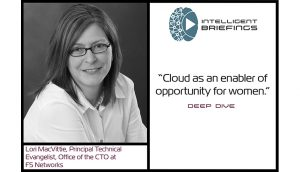Deep Dive: F5 Networks' Lori MacVittie on her experiences as a woman in the tech industry
