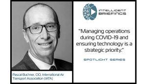 IATA CIO on managing operations during COVID-19