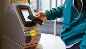 Mobile ticketing Thales Transport