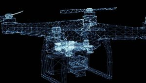 NEC drone technology locates missing natural disaster victims by mobile phone