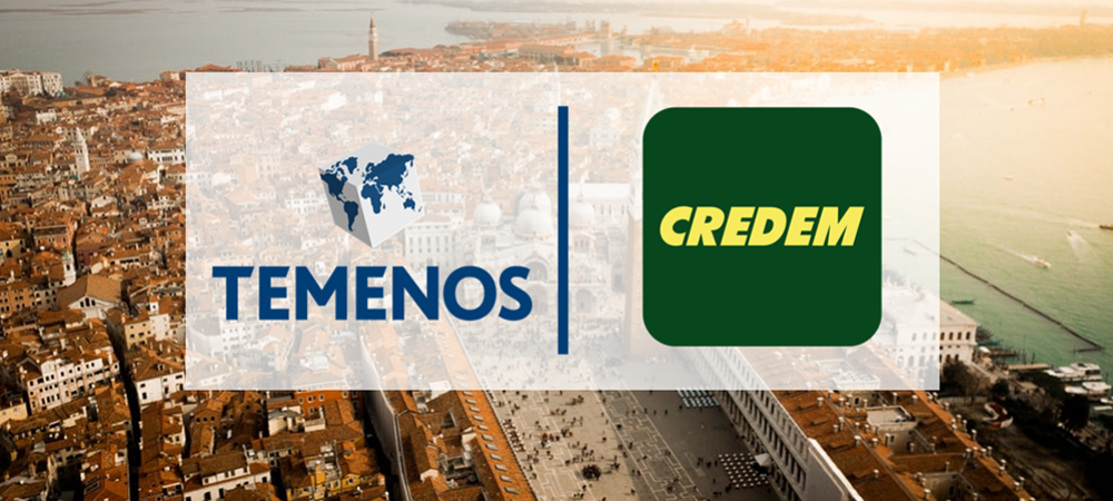 Credem goes live with Temenos Infinity in the cloud to deliver frictionless digital experiences