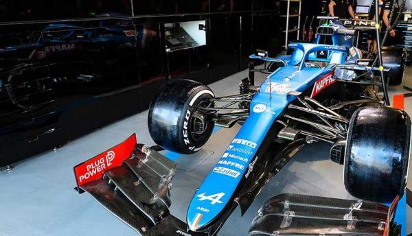 Alpine F1 Team joins forces with FireEye Mandiant to protect data across operations