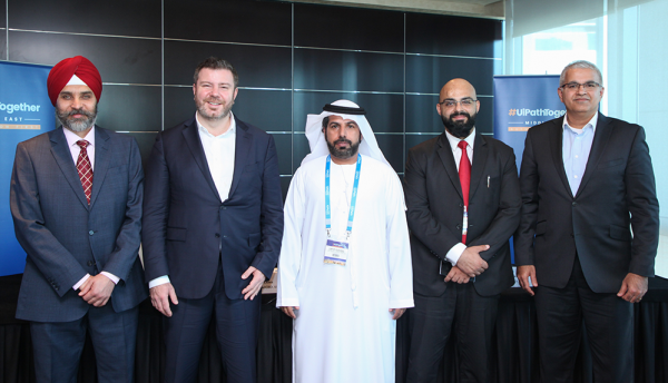 Robotic Process Automation software company UiPath establishes Middle East HQ in Dubai