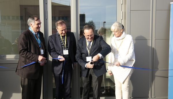 Atos unveils modern and energy-efficient datacentre in Yvelines