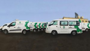 Al Mulla Office Automation Solutions launches temperature controlled fleet