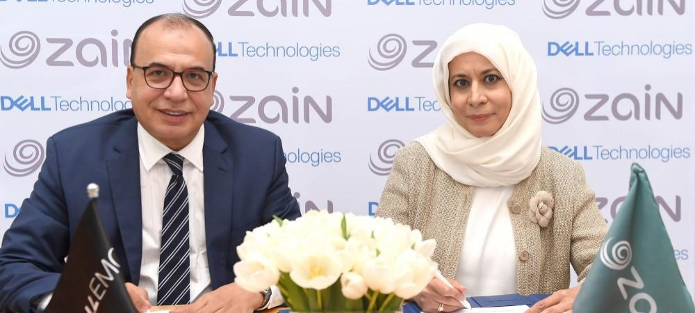 Zain Kuwait partners with Dell Technologies to deliver cloud services