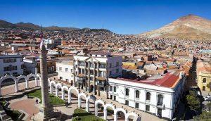 Cidade boliviana alcança novos patamares de conectividade