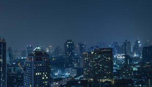 Uma cidade conectada é uma cidade sustentável