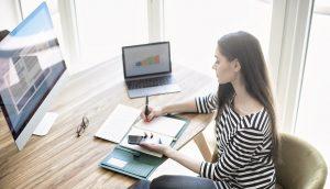 Integrando o home office de longo prazo ao seu local de trabalho híbrido