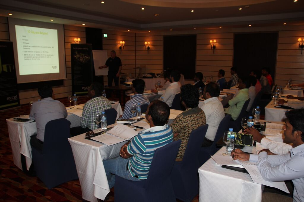Excel Networking holds Partner Training across GCC