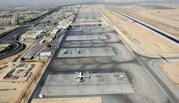 Muscat International Airport lays new network