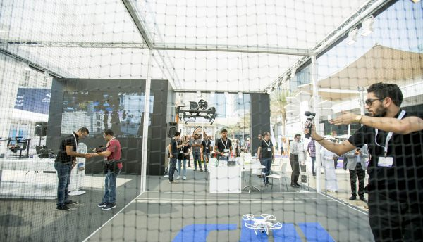 GITEX: UAE leads in Smart City innovation in robotics, drones