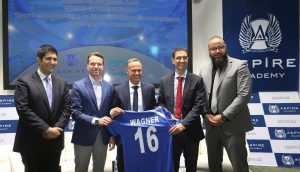 Aspire Academy & SAP partner to drive athletic dev. in Qatar