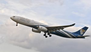 Oman Air chooses SmartKargo for air cargo management