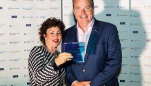"CNet Training wins ""Innovation in Global Data Centre Edu."" award"