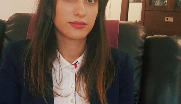 Samar Khallouf, Regional Sales Manager, Congnosec