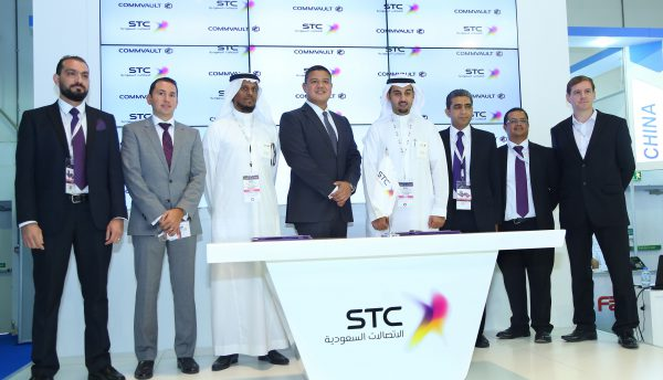 Saudi Telecom Company selects Commvault for Backup as a Service