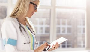 Adoption of digital records in the regional healthcare industry