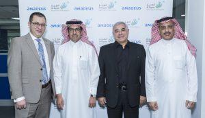 Al Tayyar extends strategic partnership with Amadeus