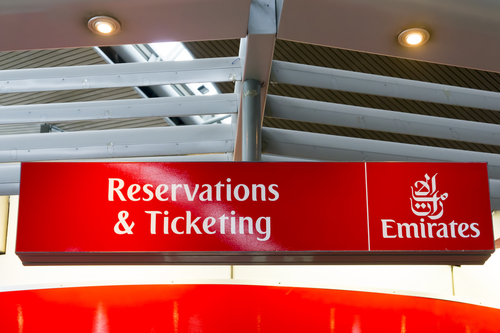 Sabre boosts Emirates airline with merchandising technology