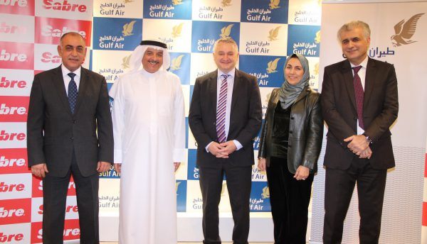 Gulf Air pens technology agreement with Sabre