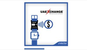 UAE Exchange launches wearable card using Oberthur Technologies Flybuy MiniFOB