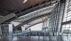 Hamad International Airport signs partnership with Huawei