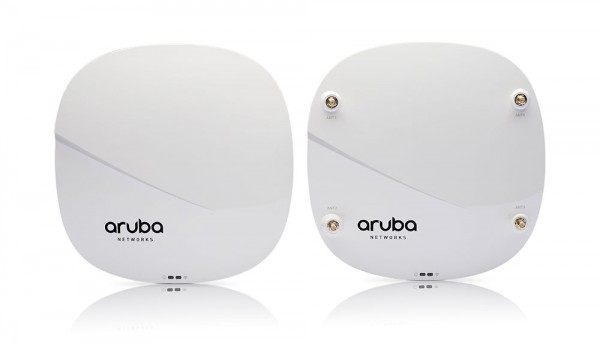 Aruba delivers first asset tracking solution fully integrated into WLAN infrastructure