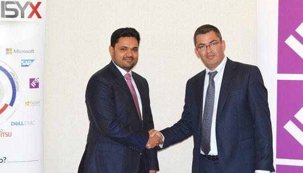 IFS and Dubai based ISYX agree technological partnership