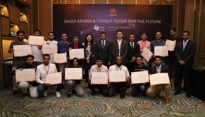 Top Saudi technology students complete Huawei's ICT programme based in China