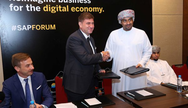 Awasr and SAP to launch Cloud services in Oman