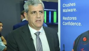 Gitex 2017 – Anthony O'Mara, Malwarebytes, explains the need for multi-layer protection approach