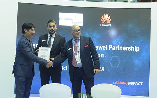 Huawei accelerates ME migration to the cloud at GITEX 2017