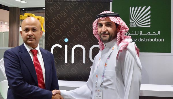 Al Jammaz to distribute Ring's home security tech products in Saudi Arabia