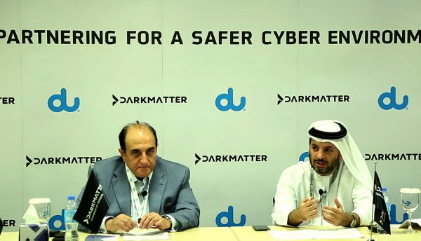 du's Osman Sultan and Faisal Al Bannai, DarkMatter discuss regional cybersecurity