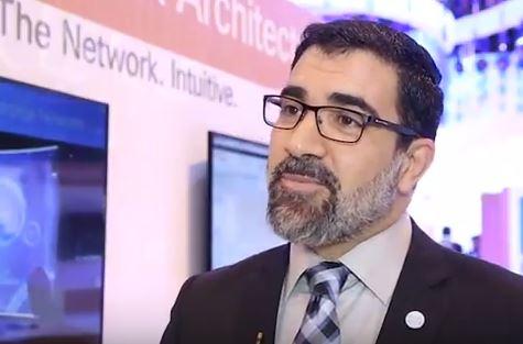 Gitex 2017 – Osama Al-Zoubi describes Cisco innovations
