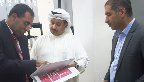 Batelco executives to supervise rollout of fibre cable services in Bahrain