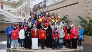 Middle East students win awards at 2017 ICT Skill Competition Final